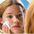 Уход за молодой кожей лица