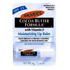 Гигиеническая увлажняющая губная помада и маслом какао / Cocoa Butter Formula Original Ultra Moisturizing Lip Balm with SPF