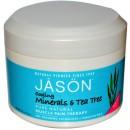 Минеральный терапевтический обезболивающий гель с маслом чайного дерева / Cooling Tea Tree Oil Therapeutic Mineral Gel 8 oz, Jason