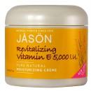 Крем с витамином Е-5000 МЕ / Revitalizing Vitamin E Creme 5.000 IU, Jason
