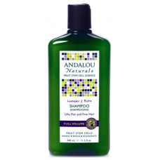 Шампунь для увеличения объема волос Лаванда и Биотин / Lavender & Biotin Full Volume Shampoo