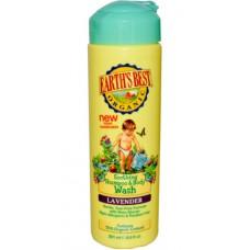 Шампунь для волос и тела Лавандовый / Lavender 2-in-1 Shampoo & Body Wash