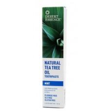 Зубная паста Мята с маслом чайного дерева / Tea Tree Oil Mint Toothpaste Mint
