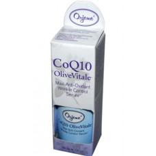 Сыворотка против старения с Q10 / CoQ10 OliveVitale Age Recovery Serum
