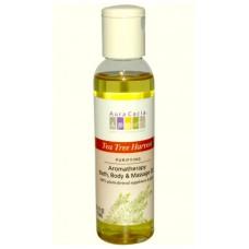 Масло для тела ароматерапевтическое с Чайным деревом / Tea Tree Harvest Aromatherapy Body Oil