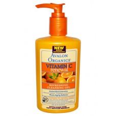 Очищающий гель для лица в витамином С / Refreshing Cleansing Gel Vitamin C Renewal