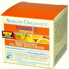 Увлажняющий крем с витамином С обновляющий / Vitamin C Renewal Rejuvenating Oil-Free Moisturizer